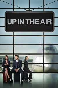 "Poster for the movie ""Up in the Air"""