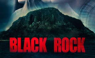 "Poster for the movie ""Black Rock"""