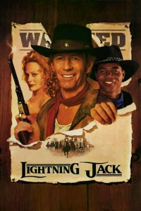 "Poster for the movie ""Lightning Jack"""