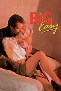 "Poster for the movie ""The Big Easy"""