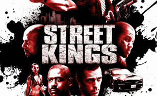 "Poster for the movie ""Street Kings"""