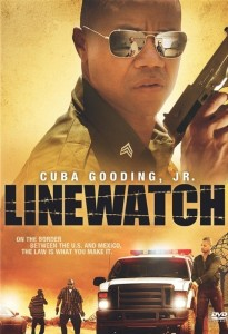"Poster for the movie ""Linewatch"""