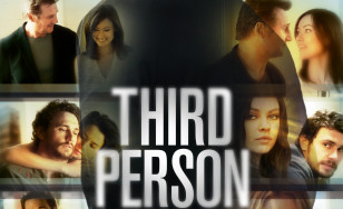 "Poster for the movie ""Third Person"""