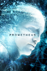 "Poster for the movie ""Prometheus"""