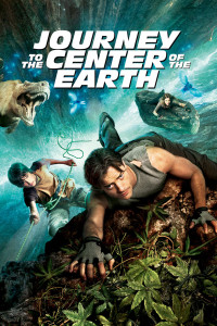 "Poster for the movie ""Journey to the Center of the Earth"""