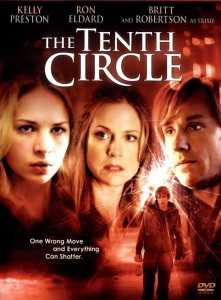 "Poster for the movie ""The Tenth Circle"""