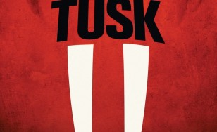 "Poster for the movie ""Tusk"""