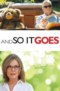 "Poster for the movie ""And So It Goes"""