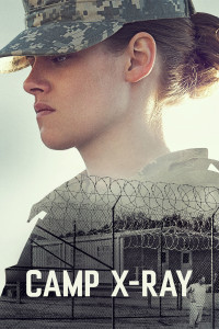 "Poster for the movie ""Camp X-Ray"""