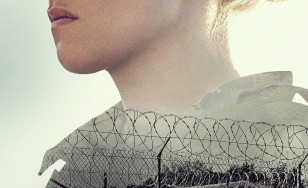 """Poster for the movie """"Camp X-Ray"""""""