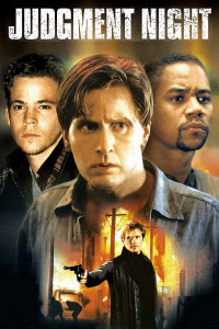 "Poster for the movie ""Judgment Night"""