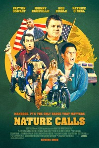 "Poster for the movie ""Nature Calls"""