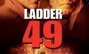 """Poster for the movie """"Ladder 49"""""""