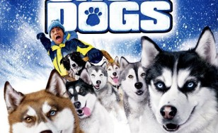 "Poster for the movie ""Snow Dogs"""