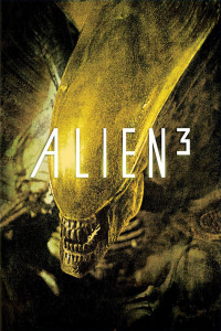 "Poster for the movie ""Alien³"""