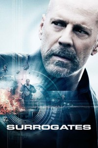 """Poster for the movie """"Surrogates"""""""