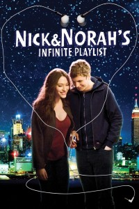 "Poster for the movie ""Nick and Norah's Infinite Playlist"""
