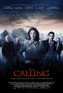 "Poster for the movie ""The Calling"""