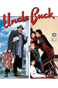 "Poster for the movie ""Uncle Buck"""