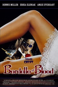 "Poster for the movie ""Bordello of Blood"""