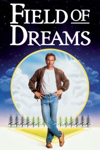 "Poster for the movie ""Field of Dreams"""