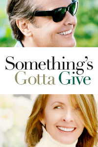 "Poster for the movie ""Something's Gotta Give"""