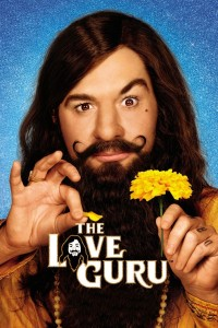 "Poster for the movie ""The Love Guru"""