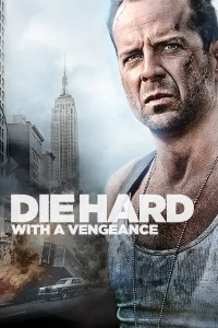 "Poster for the movie ""Die Hard: With a Vengeance"""
