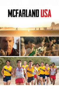 "Poster for the movie ""McFarland, USA"""