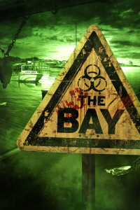 "Poster for the movie ""The Bay"""