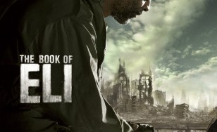 "Poster for the movie ""The Book of Eli"""