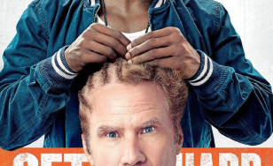 "Poster for the movie ""Get Hard"""
