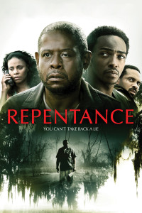 "Poster for the movie ""Repentance"""