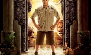 "Poster for the movie ""Zookeeper"""