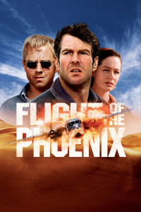 "Poster for the movie ""Flight of the Phoenix"""