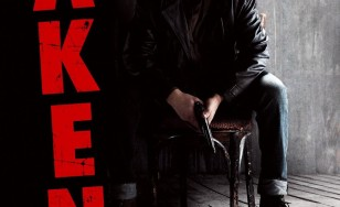 "Poster for the movie ""Taken 2"""