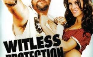"Poster for the movie ""Witless Protection"""