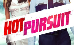 "Poster for the movie ""Hot Pursuit"""