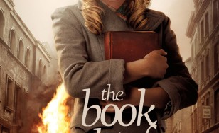 "Poster for the movie ""The Book Thief"""