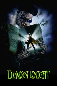 "Poster for the movie ""Tales from the Crypt: Demon Knight"""
