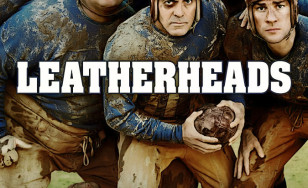 "Poster for the movie ""Leatherheads"""