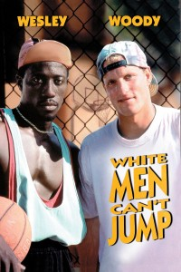 "Poster for the movie ""White Men Can't Jump"""