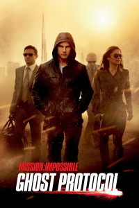 "Poster for the movie ""Mission: Impossible – Ghost Protocol"""