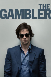 "Poster for the movie ""The Gambler"""
