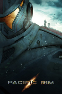 "Poster for the movie ""Pacific Rim"""