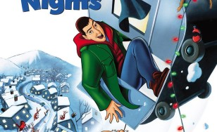 "Poster for the movie ""Eight Crazy Nights"""