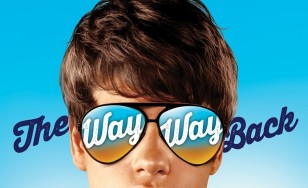 "Poster for the movie ""The Way Way Back"""