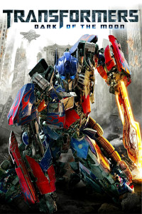 "Poster for the movie ""Transformers: Dark of the Moon"""