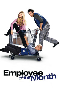"Poster for the movie ""Employee of the Month"""