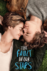 "Poster for the movie ""The Fault in Our Stars"""